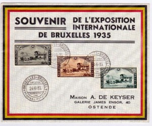Brussels 1935