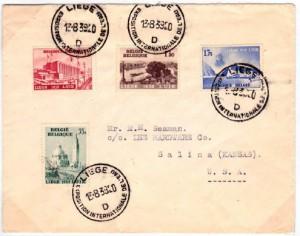 Liege Water 1939