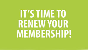 Renew My Membership